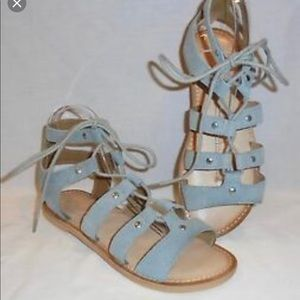 Urban Outfitters Willow Suede Sandals Size 8
